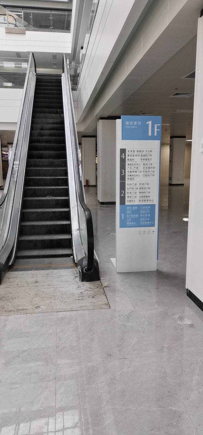 楼层索引标识